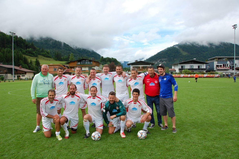 Südtirol gewinnt das 33. Int. AH-Pfingstturnier