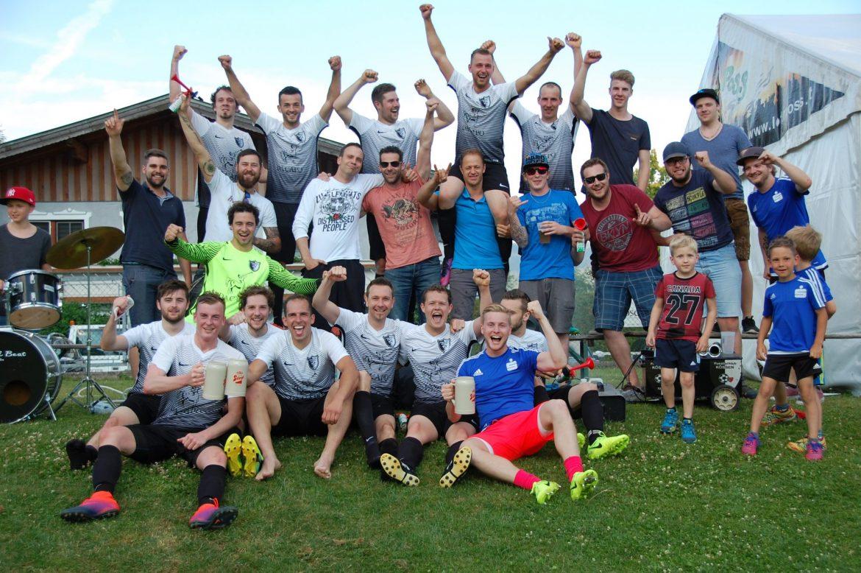 2:0 Erfolg im letzten Heimspiel 2016/17