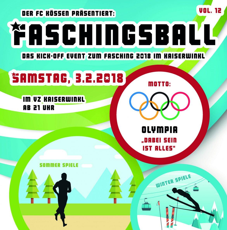 12. FCK Faschingsball 2018